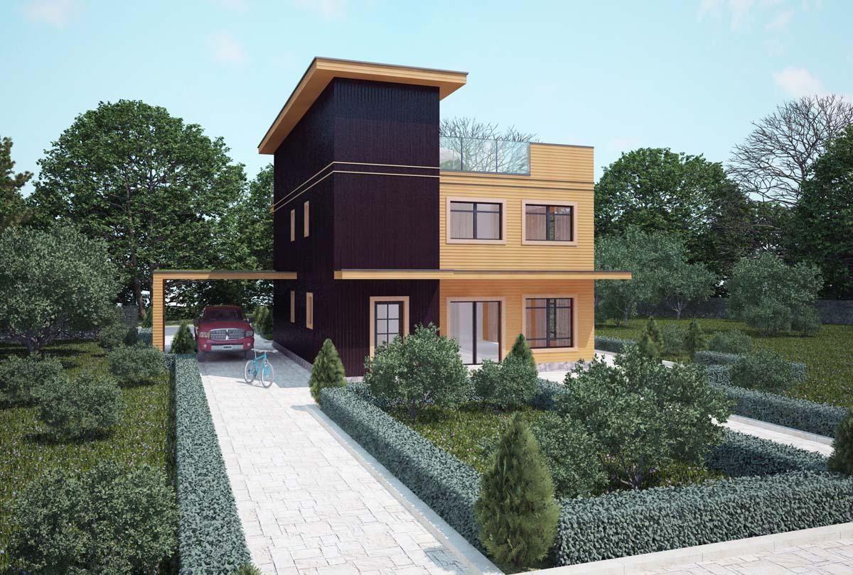House CANADA