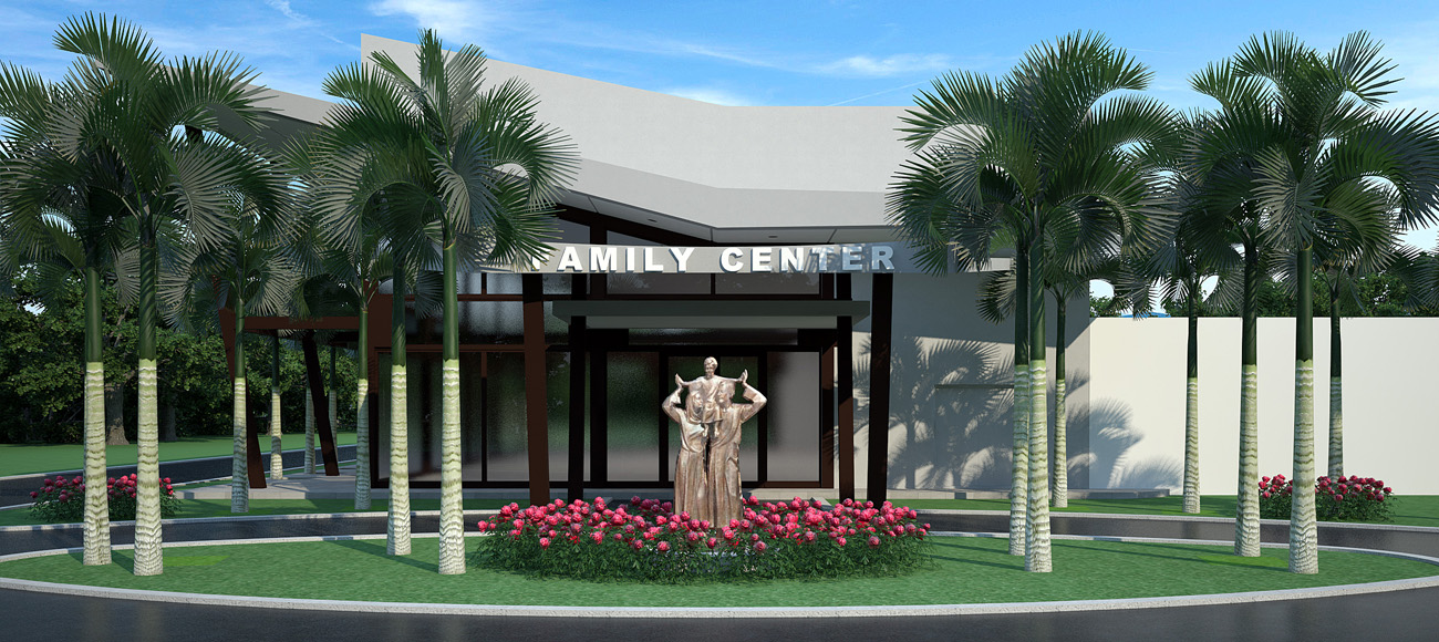 Family Center. USA