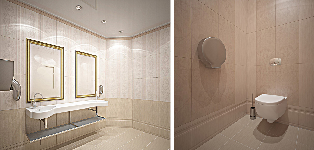 Metro Quadro Bathrooms