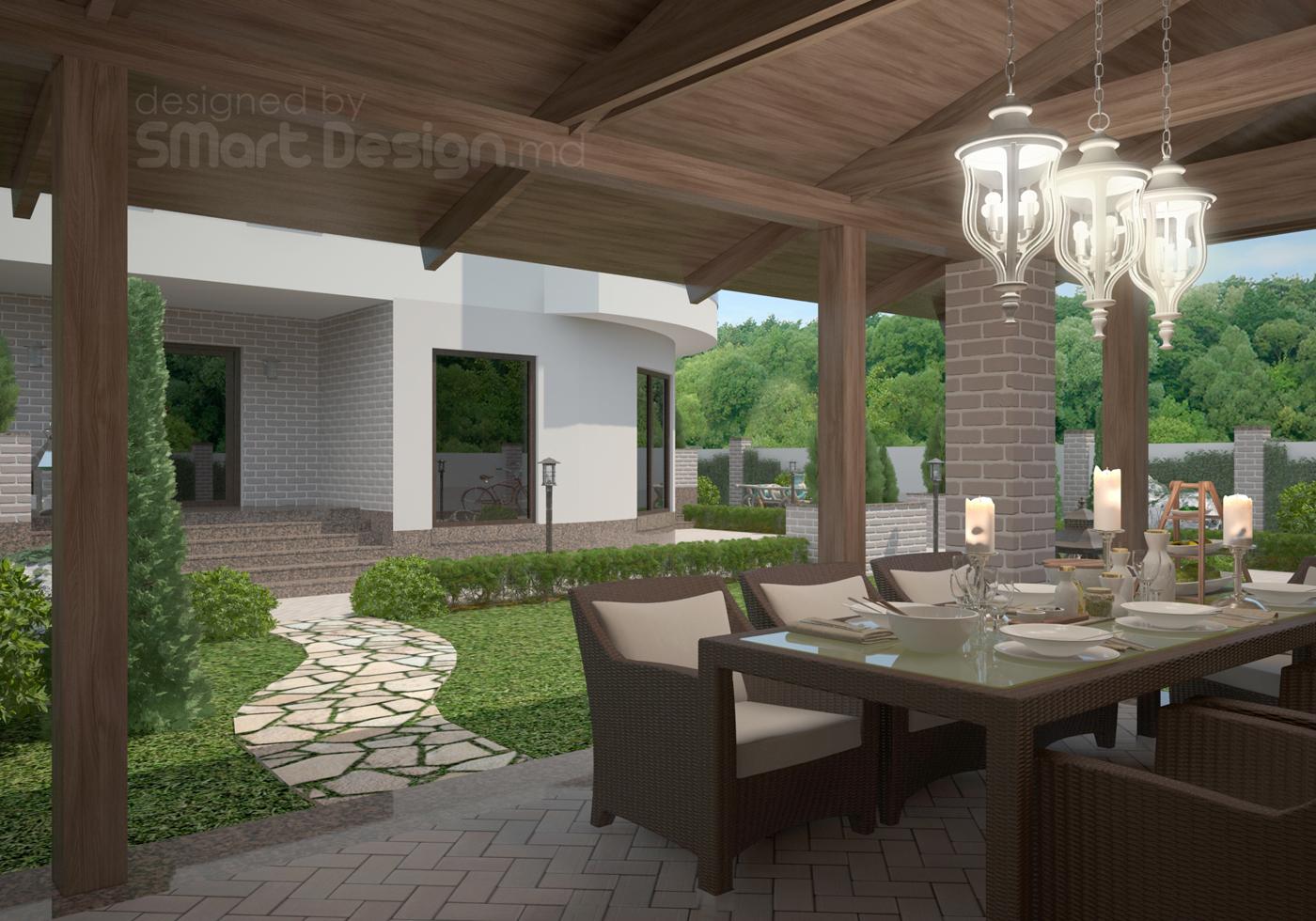 Bella Villa Exterior