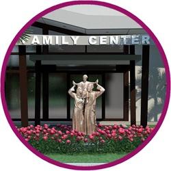 Family Center. USA